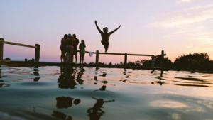 Chiropractic Shelburne VT benefits of viruses social swimming